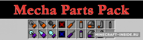 Flan's Mecha Parts Pack