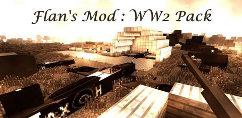 Flan's World War Two Pack