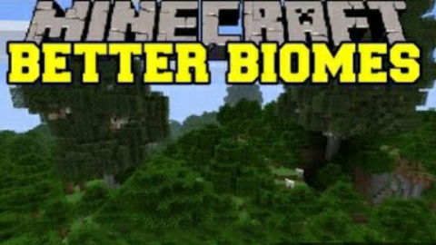 Better Biomes