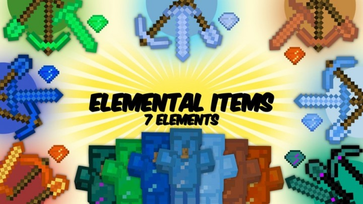 Elemental Items