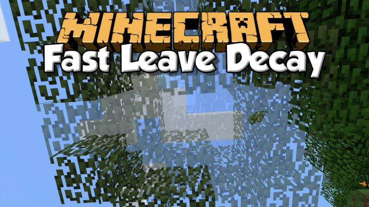 Fast Leave Decay